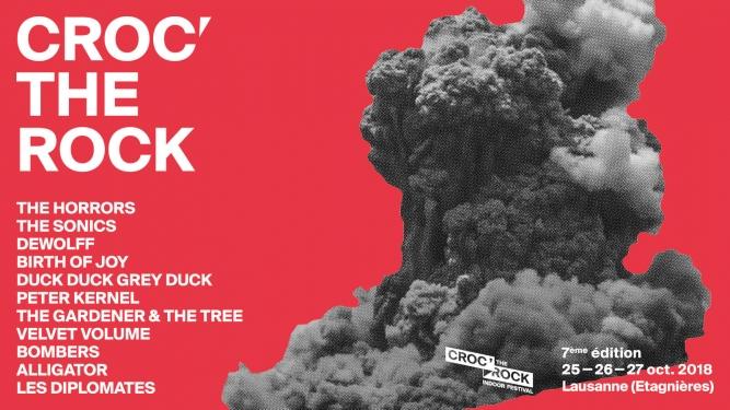 Croc' the Rock Festival Croc' the Rock Festival Etagnières (VD) Tickets