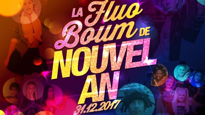 La Boum Fluo de Nouvel An La Cave du Bleu Lézard Lausanne Biglietti