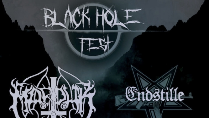 Black Hole Fest Hall of Fame Wetzikon (ZH) Billets