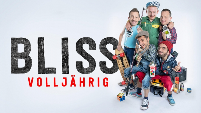 Bliss - volljährig DAS ZELT Diverse Locations Tickets