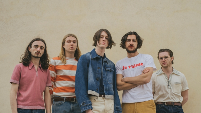 Blossoms EXIL Zürich Tickets