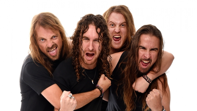 Airbourne, The Amorettes KKL Luzern, Luzerner Saal Luzern Tickets