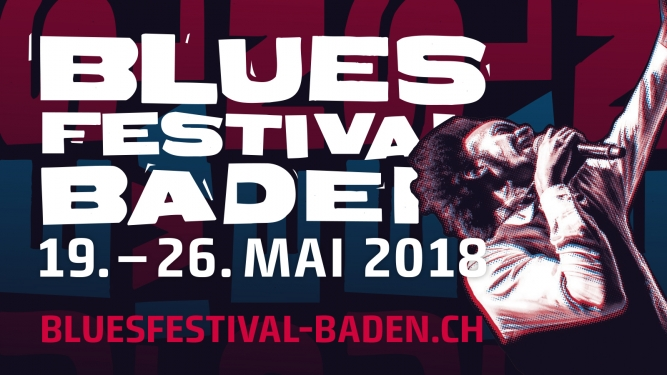Bluesfestival Baden 2018 Several locations Several cities Tickets