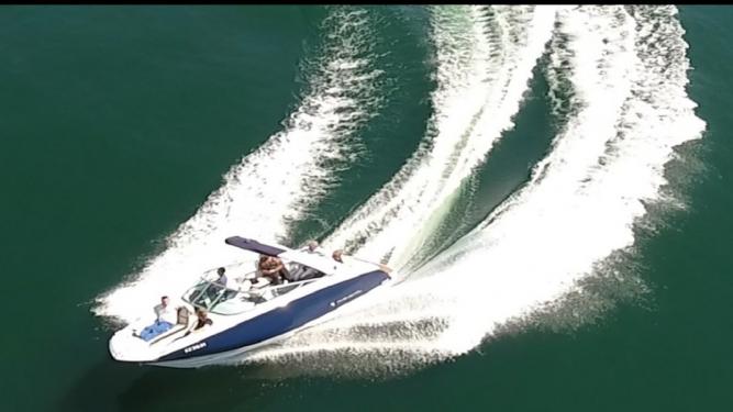 Fun-Boot-Tour HENSA Lago Marina Altendorf Tickets