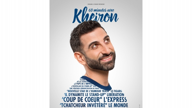 Kheiron, 60' avec Kheiron Théâtre du Léman Genève Billets