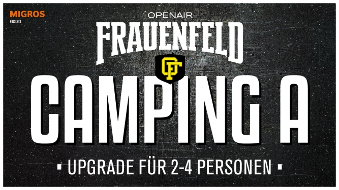 Camping A Upgrade Grosse Allmend Frauenfeld Tickets