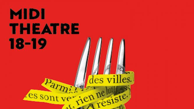Midi-Théâtre 1/6 - Hiver à Sokcho Brasserie de l'Inter Porrentruy Billets