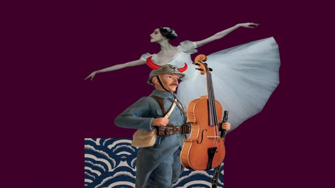 Musiques des Lumières - L'Histoire du Soldat Salle de l'Inter Porrentruy Tickets