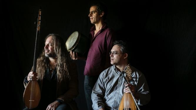 Trio Lopez Petrakis Chemirani Forum St-Georges Delémont Billets