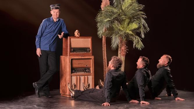 Les PCGB chantent Noël avec Marc Donnet-Monay Cinéma Lido Delémont Billets