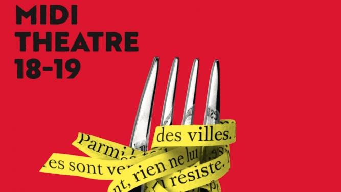 Midi, théâtre Forum St-Georges Delémont Tickets