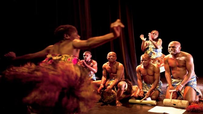 Musiques et danses des Pygmées Aka Temple Protestant Delémont Billets