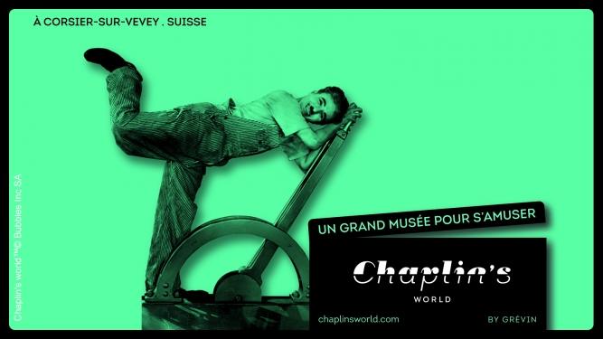 Chaplin's World CHAPLIN'S WORLD Corsier sur Vevey Tickets