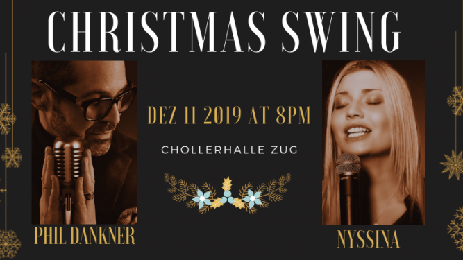 Christmas Swing Chollerhalle Zug Tickets