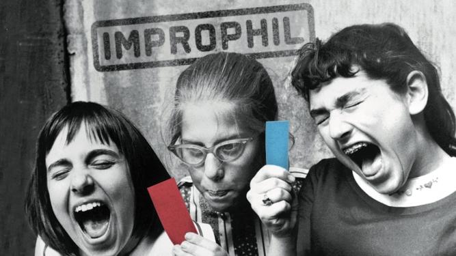 Theatersport mit Improphil Chollerhalle Zug Tickets