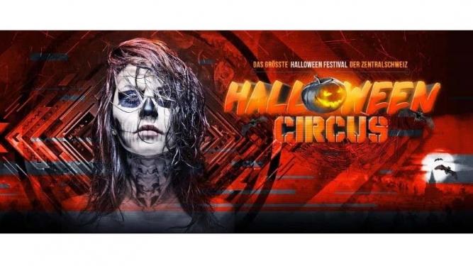 Halloween Circus 2020 Chollerhalle Zug Tickets