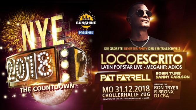 New Years Eve Chollerhalle Zug Tickets