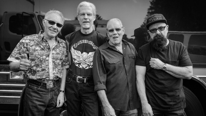 Canned Heat (USA) Chollerhalle Zug Tickets