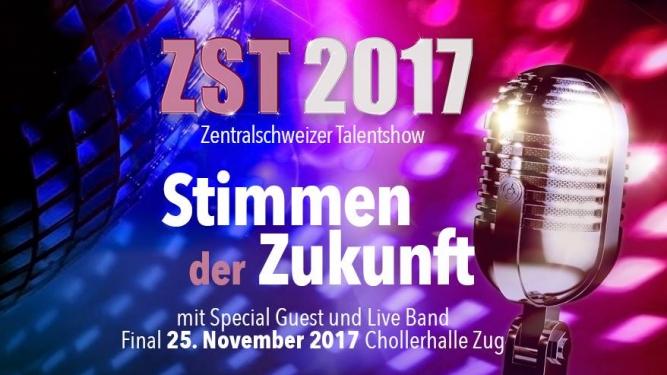 Zentralschweizer Talentshow 2017 Chollerhalle Zug Biglietti
