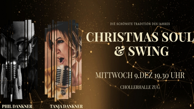 Christmas Soul & Swing Chollerhalle Zug Billets