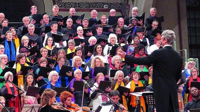 Best of - Tradition bewegt Französische Kirche Bern Tickets