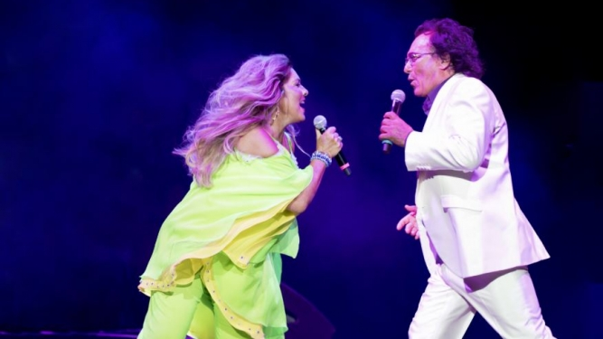 Albano & Romina Power Kongresshaus Biel Tickets