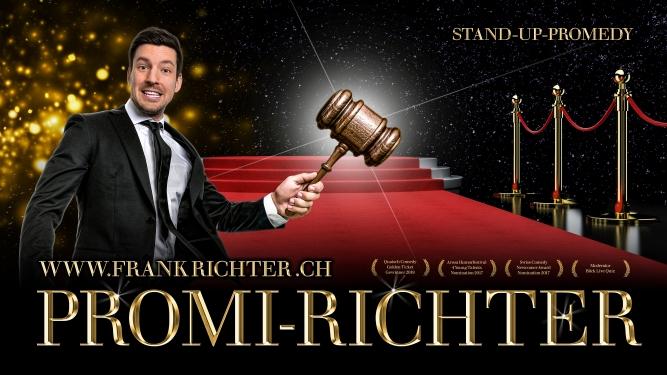 Comedy im Balz #special: Frank Richter Balz Klub Basel Tickets