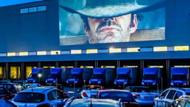 Autokino Cinema Drive-in Pratteln Sieber Transport AG Pratteln Tickets