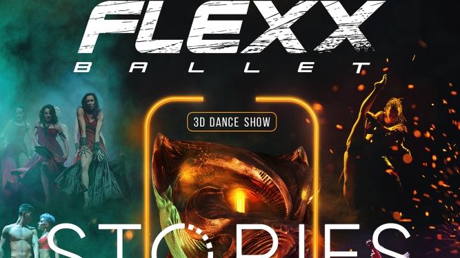 Flexx Ballet - 3D Dance Show Life Stories MAAG Halle Zürich Tickets