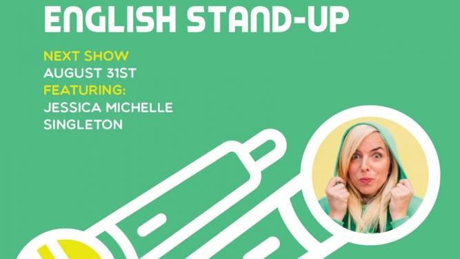 English stand-up ComedyHaus Zürich Tickets