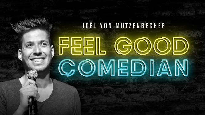 Comedy im Kugl #special - Joël von Mutzenbecher KUGL St.Gallen Tickets