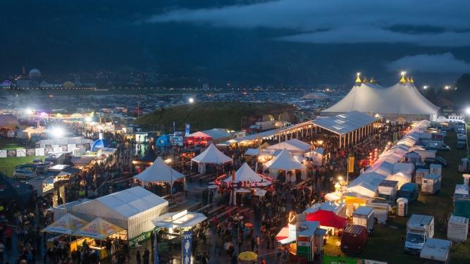23. Intern. Trucker & Country-Festival Interlaken Flugplatz Interlaken Tickets