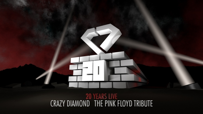 CRAZY DIAMOND - 20 Years Live Several locations Several cities Tickets