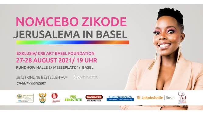 Jerusalema in Basel Outdoor Rundhof Basel Tickets
