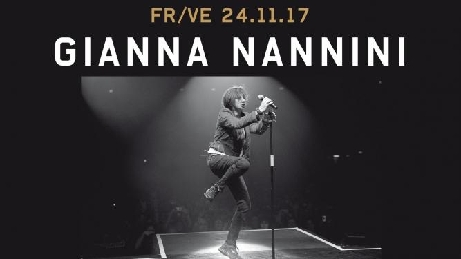 Gianna Nannini Kongresshaus Biel Tickets