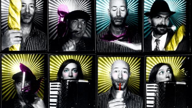 Tangoleon Quartet Temple Cully Tickets