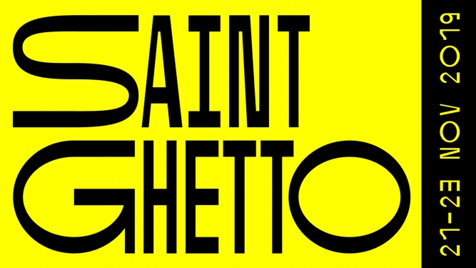 Saint Ghetto 22.11.2019 Dampfzentrale Bern Tickets
