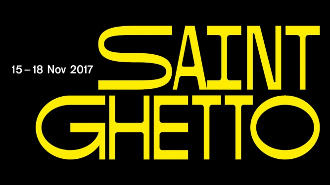 Saint Ghetto 18.11.2017 Dampfzentrale Bern Tickets