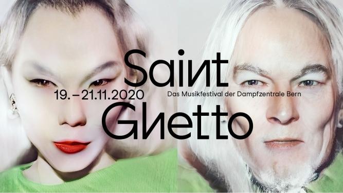 Saint Ghetto 19.11.2020 Grosse Halle Reitschule Bern Biglietti