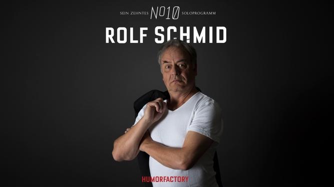 Rolf Schmid DAS ZELT Diverse Locations Tickets