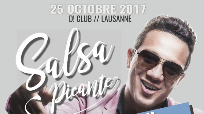 Maykel Blanco Y Su Salsa Mayor (Cuba) D! Club Lausanne Billets