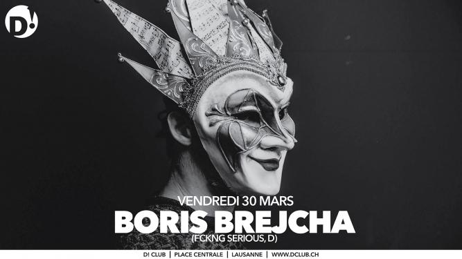 Boris Brejcha D! Club Lausanne Tickets