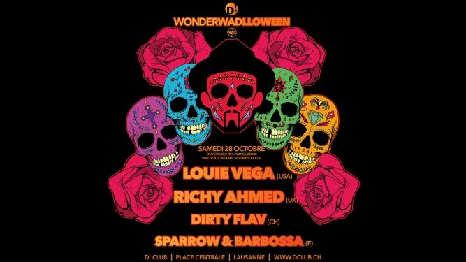 Louie Vega + Richy Ahmed D! Club Lausanne Billets