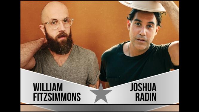 William Fitzsimmons + Joshua Radin (US) Les Docks Lausanne Billets