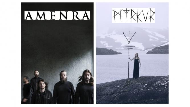 Amenra (BE) + Myrkur (DK) Les Docks Lausanne Tickets