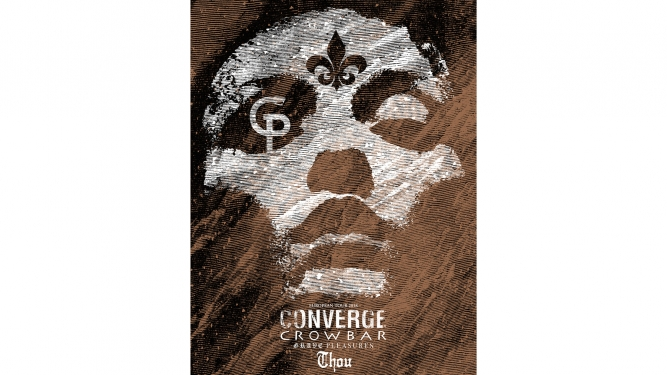 Converge (US) + Crowbar (US) Les Docks Lausanne Billets