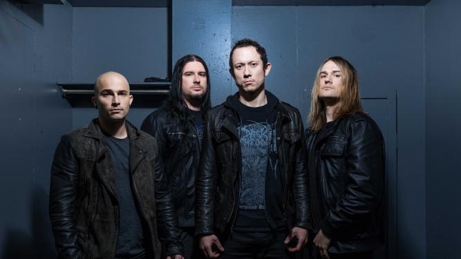 Trivium Post Tenebras Rock - L'Usine Genève Billets