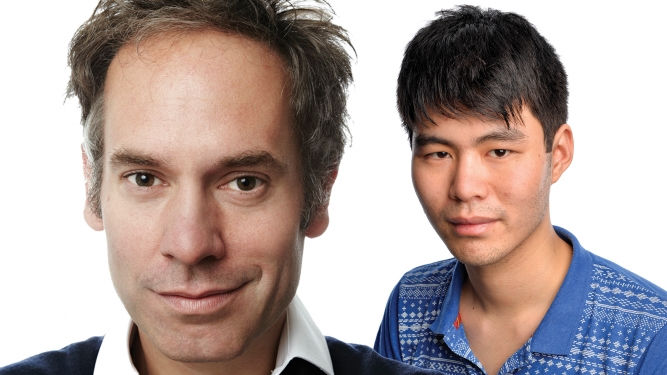 Dominic Frisby + Ken Cheng Several locations Several cities Tickets