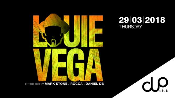 Louie Vega (US) Duo Club Biel Tickets