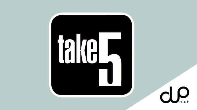 Take5 & 2uo Club present Duo Club Biel Tickets